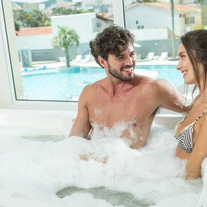 Banho de Chocoterapia