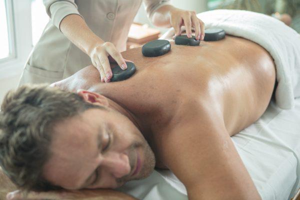 Terapia de Pedras Quentes - 80min