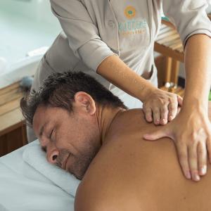 Massagem Relaxante Aromática - 50min