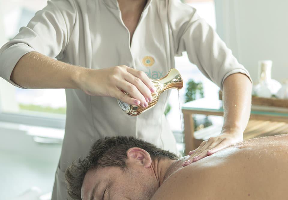 Conheça 5 benefícios da massagem