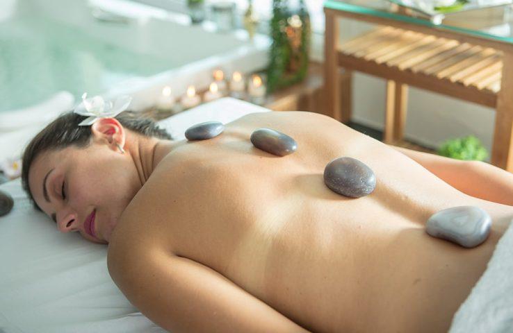 Terapia de Pedras Quentes controla o estresse e a ansiedade